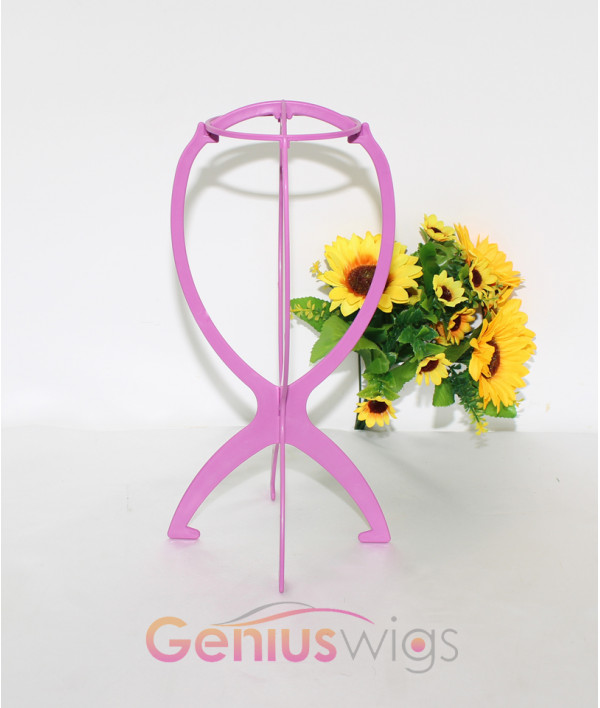 Plastic Wig Stand [ Please buy it together with wig, otherwise it need $20 shipping fee. No benefits, Just for the convenience of GeniusWigs customers]  [GW01]